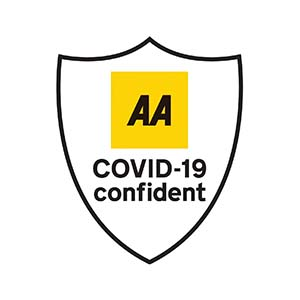 AA Covid Confident Certification